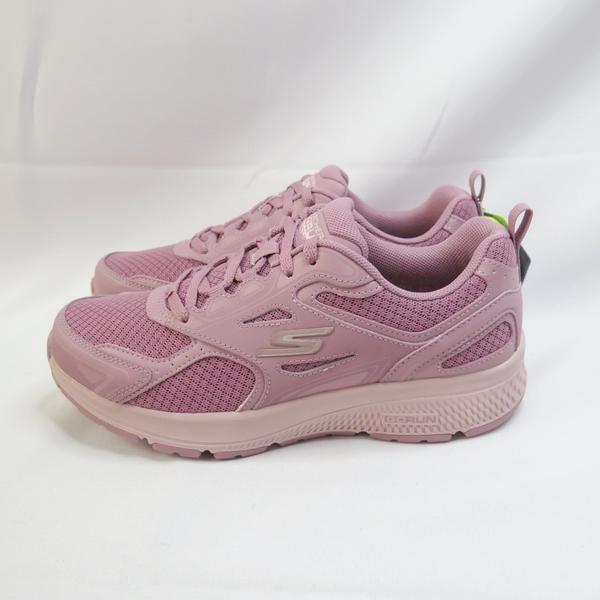 Skechers GO RUN CONSISTENT 女款 慢跑鞋 128075MVE 藕粉【iSport】