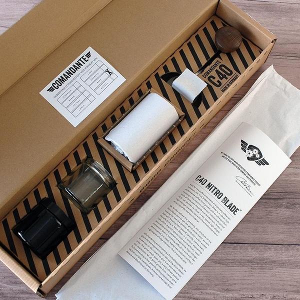 【沐湛咖啡】德國COMANDANTE頂級磨豆機C40 MK3 多色 台灣代理公司貨