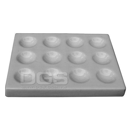 呈色反應盤 經濟型 Colorimeter Tray, Ceramic