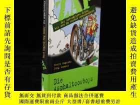 二手書博民逛書店ZAP,罕見Bd.7, Die AsphaltcowboysY2