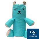 【CB JAPAN 日本】CB小熊攜帶型多功能四季被『天藍色』CBDB3000