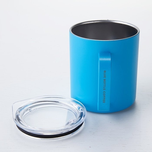 【藍瓶咖啡Blue Bottle Coffee】藍瓶咖啡×MiiR聯名款 保溫馬克杯