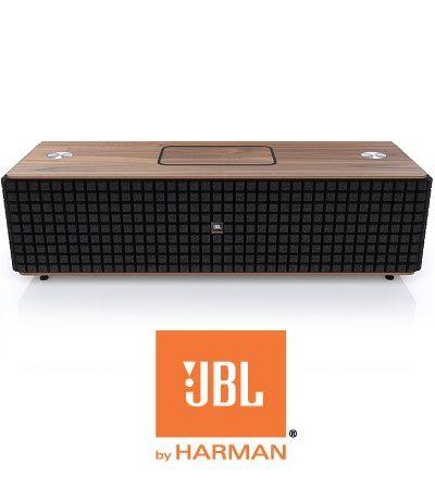 『買就送ASUS平板電腦』JBL Authentics L16 復古音箱 多媒體 AirPlay 藍芽 WiFi 喇叭 家庭劇院
