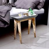 【日本IDEACO】木質托盤側桌
