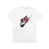 Nike 短袖T恤 NSW Tee 白 黑 女款 休閒 【PUMP306】 CK1435-100