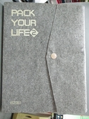 【書寶二手書T7/設計_ERC】Pack Your Life Ⅱ_Artpower