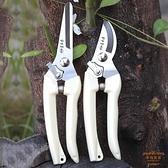 園林剪 不銹鋼強力園林園藝修枝剪家用省力修花修建樹枝花卉剪刀