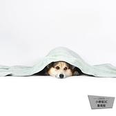 吸水浴巾寵物浴巾吸水速干超大號寵物毛巾洗澡必備快速【小柠檬3C】