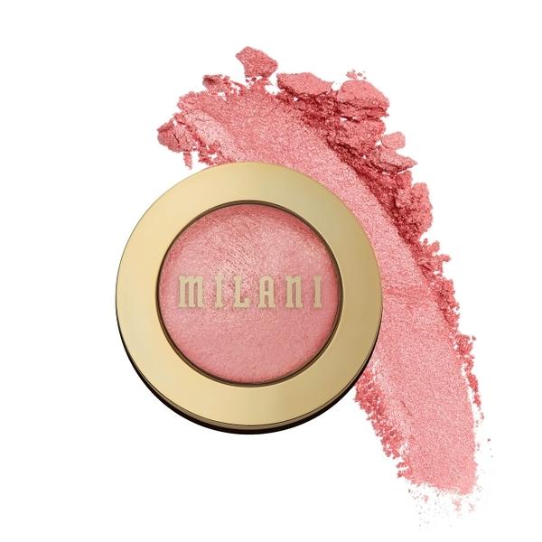 Milani Baked Blush 經典烘焙腮紅 01 Dolce Pink 3.5g