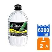 味丹 多喝水 鹼性竹炭水 6200ml (2入)/箱【康鄰超市】