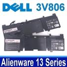 DELL 3V806 4芯 . 電池 Alienware 13 系列 Alienware QHD ECHO 13 系列 ALW13ED 1508 1608 1708 1808 2608A