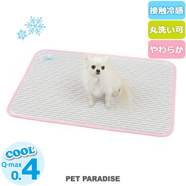 【PET PARADISE 寵物精品】Pretty Boutique【2019年新款】條紋寵物涼感睡墊 (大)