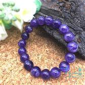 【Hera 赫拉】特選巴西紫水晶手珠(10mm)