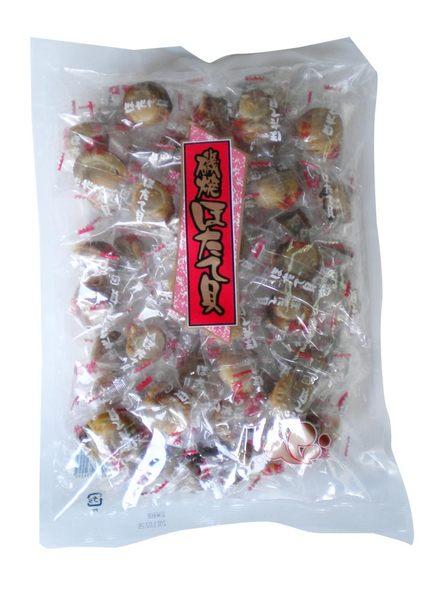 朝日磯燒干貝糖500g