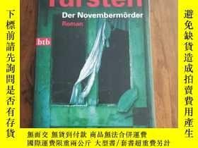 二手書博民逛書店Der罕見Novembermörder (German Edit