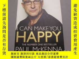 二手書博民逛書店英文原版:I罕見Can Make You Happy【附光盤一張】Y19077 Paul McKenna