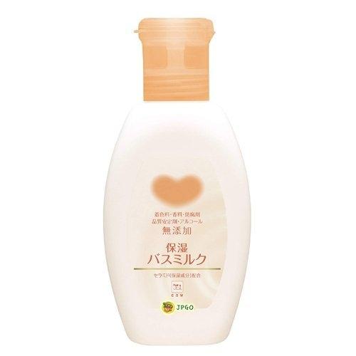日本製【Cow牛乳石鹼】無添加保濕入浴劑 560ml