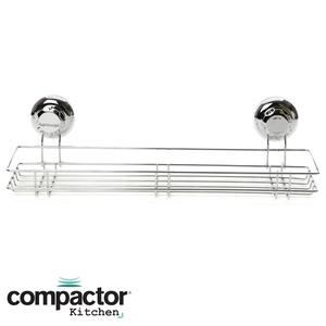 法國品牌 Compactor 吸盤多功能置物架