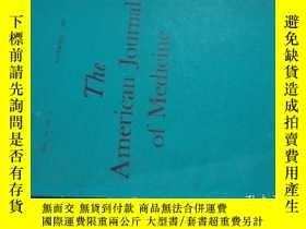 二手書博民逛書店The罕見American Journal of Medicine【美國醫學雜誌】1985年第79卷 第5期Y