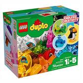 樂高積木 LEGO《 LT10865 》2018 年 Duplo 幼兒系列 - 趣味創作 ╭★ JOYBUS玩具百貨