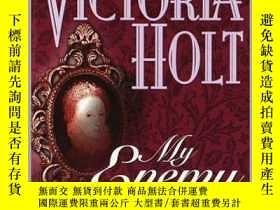 二手書博民逛書店My罕見Enemy, The QueenY256260 Victoria Holt Fawcett 出版19