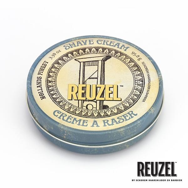REUZEL Shave Cream 清新舒爽刮鬍膏 95.8g (原廠公司貨)【Emily 艾美麗】