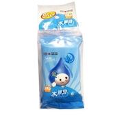康乃馨水寶貝兒童濕巾(純水)8片5包【愛買】