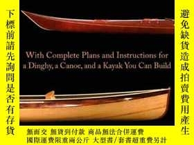 二手書博民逛書店Building罕見Strip-Planked Boats-建造板條船Y443421 Nick Schade