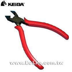 KEIBA馬牌 6吋(150mm)斜口鉗 N-216 日本製