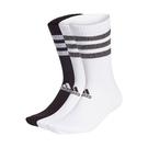 ADIDAS 男襪子(三雙入)(長襪 運動 訓練 愛迪達「GP3543」≡排汗專家≡