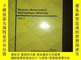 二手書博民逛書店Sensors,Measurement,Intelligent罕