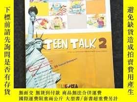 二手書博民逛書店TEEN罕見TALK 2:Here Are 20 Teen ls