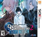 3DS Shin Megami Tensei: Devil Survivor 2 Record Breake 惡魔求生者 2 BREAK RECORD(美版代購)