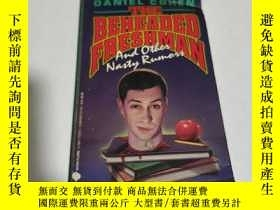 二手書博民逛書店THE罕見BEHEADED FRESHMAN(英文) 不好Y20
