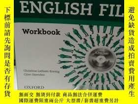 全新書博民逛書店AmericanEnglish File 5 學生教材 練習冊