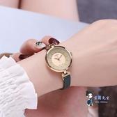 時尚女錶 聚利時女錶復古皮帶女士手錶女簡約時尚清新薄款石英時裝腕錶 多色