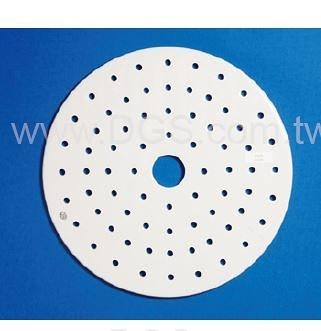 《德製》 乾燥器用瓷板 Plates for Desiccator, Ceramic