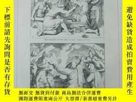 二手書博民逛書店1851年罕見EXAMPLE OF GERMAN ARTISTS