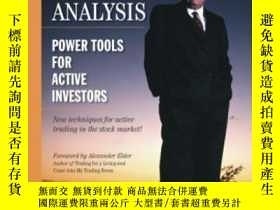 二手書博民逛書店Technical罕見Analysis: Power Tools For Active Investors (pa