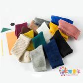兒童襪子棉質秋冬男童長筒襪女童地板襪小孩學生中筒襪寶寶堆堆襪