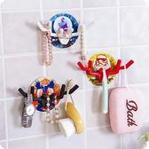 ♚MY COLOR♚創意無痕鹿角掛勾 強力 廚房 浴室 門後 貼壁 懸掛 小物 收納 分類 整理 牆壁【Q143】