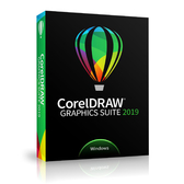 ◤全新品 含稅 免運費◢ CorelDRAW Graphics Suite 2019 中文完整盒裝版 (Windows)