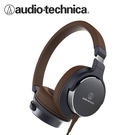 鐵三角 ATH-SR5 頭戴式耳機 海藍棕