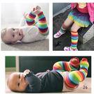 百搭《時尚彩虹款》可愛襪套