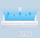 空調遮風板壁掛式出風口防直吹臥室格力美的掛機通用檔月子防風罩擋風板CY403【原創風館】