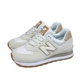 NEW BALANCE 574 運動鞋 復古鞋 米白色 女鞋 WL574SL2-B no968