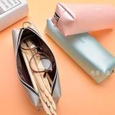 大容量創意簡約女生小清新可愛鉛筆盒女文具袋 DA3605『毛菇小象』