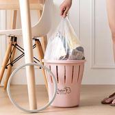 家用客廳廚房大號紙簍簡約垃圾筒
