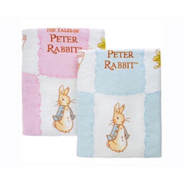 奇哥彼得兔印花大浴巾(粉色) PALL00288BP 698元 (現貨2組)