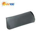 UV100 防曬 抗UV 經典便攜式復古皮革眼鏡套